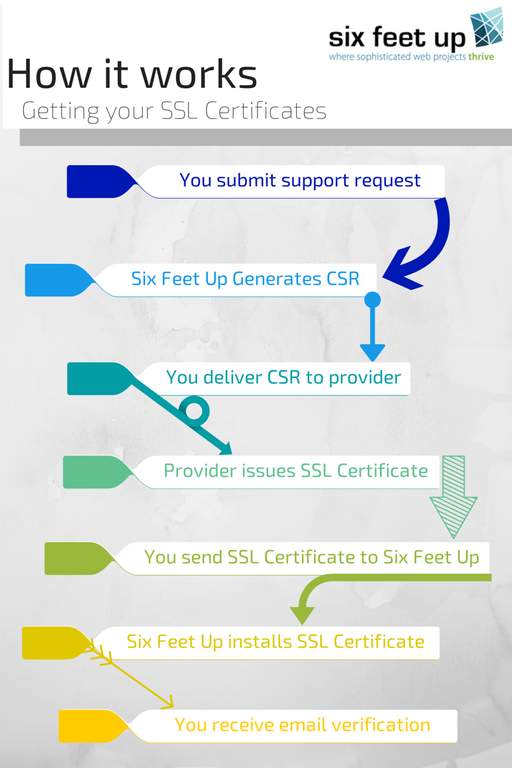 Generating your SSL Certs Infographic