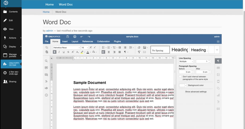 How To Collaboratively Edit Microsoft Office Documents within Plone