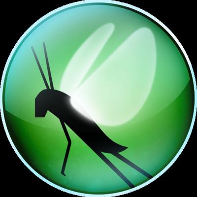 Locust.io logo