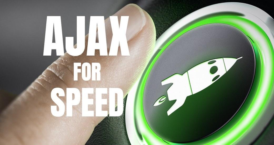 Making your Django templates AJAX-y