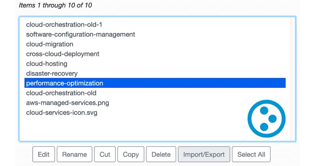 Using Plone's .zexp Export/Import for Debugging