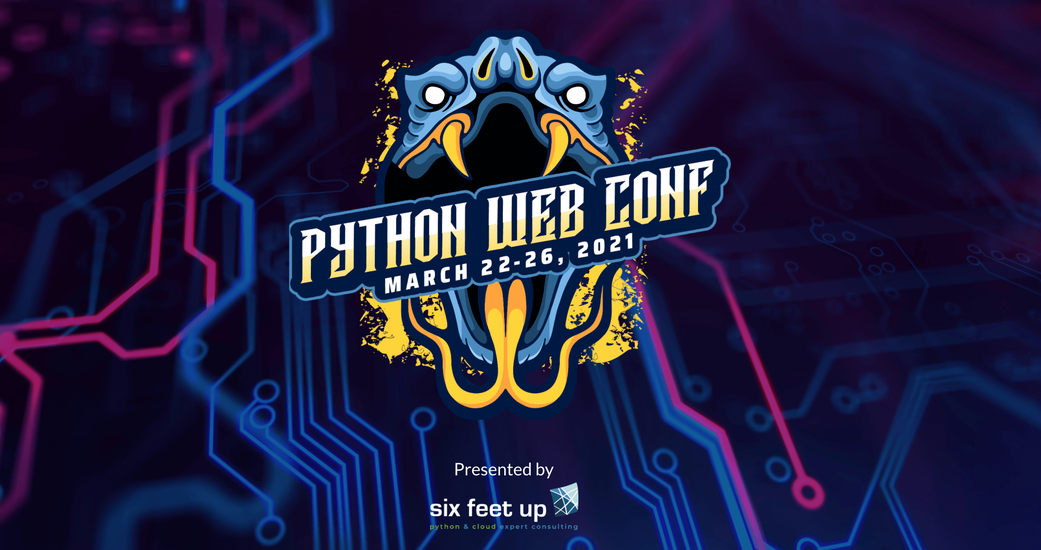 Six Feet Up Organizes 3rd Annual Python Web Conference