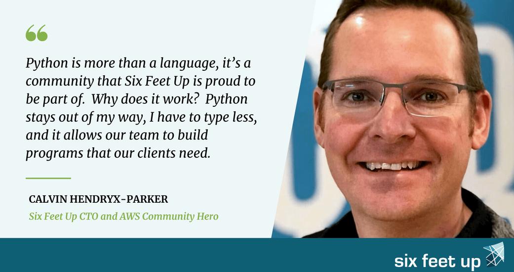 Happy 30th Birthday, Python!