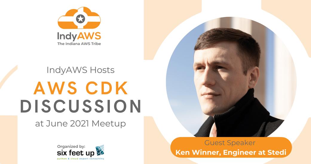 IndyAWS Hosts AWS Cloud Development Kit (CDK) Discussion