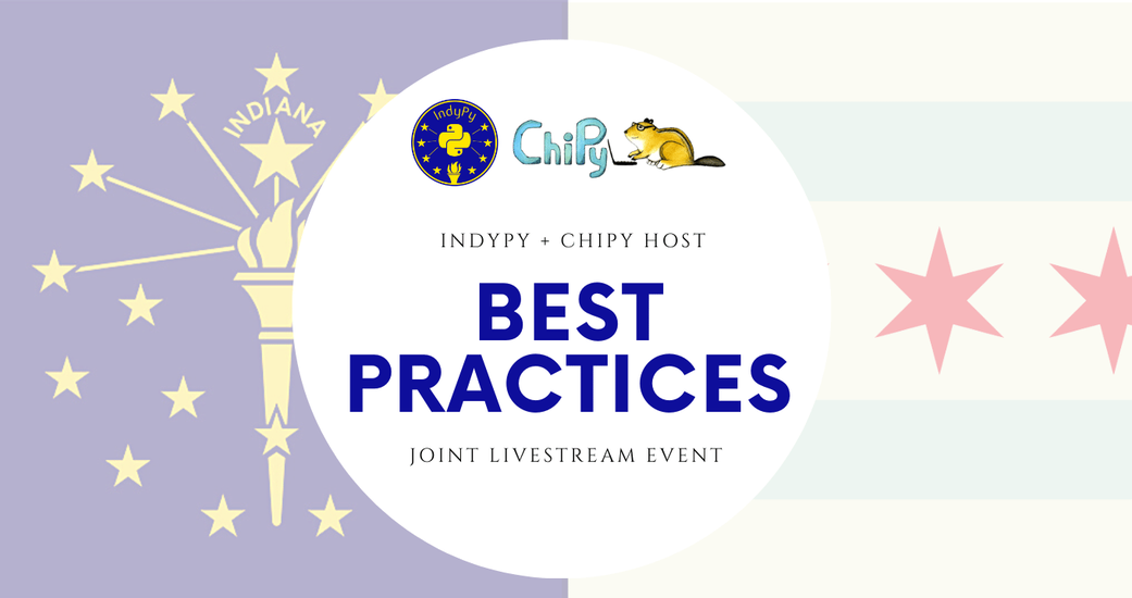 IndyPy and ChiPy Share Python Best Practices at Joint Event
