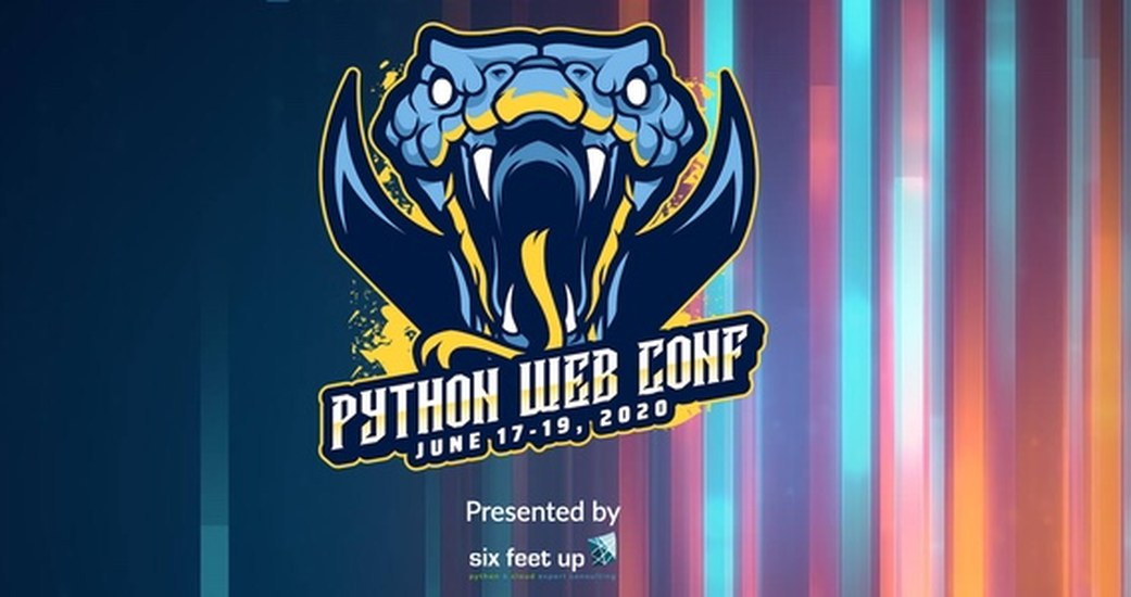 Six Feet Up releases Python Web Conf videos