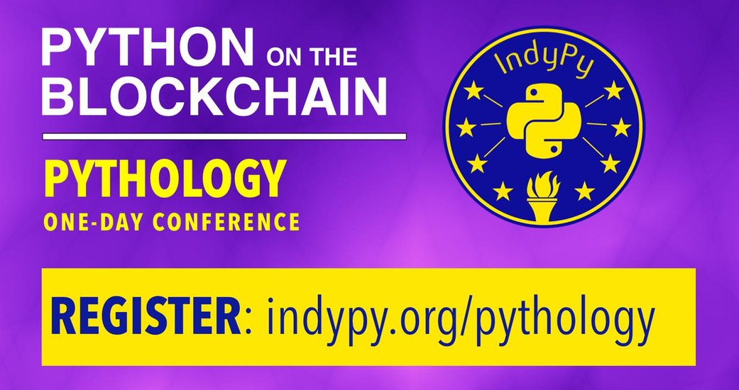 Six Feet Up Holds Conference on Blockchain and Python