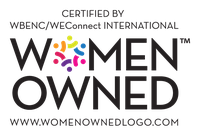 We are a certified Women-Owned Business