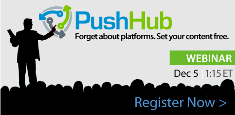 PushHub Webinar Wide Banner Dec 5