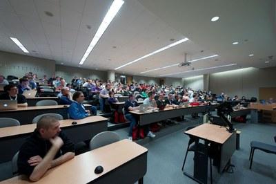 BSDCan-2011-Keynote (photo by Diane Bruce www.db.net)