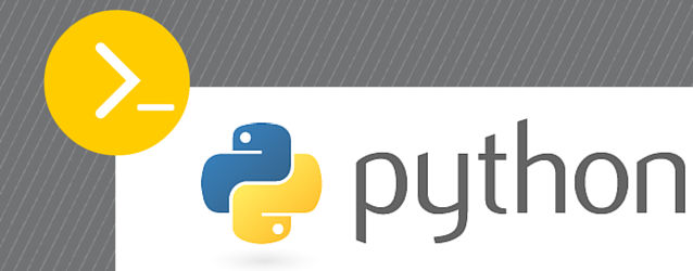python command line header