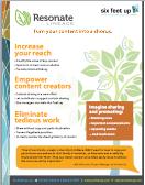 Resonate Web Brochure Image