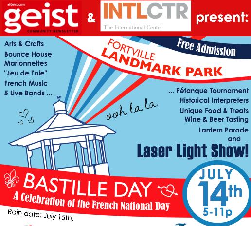 Fortville Bastille Day 2012