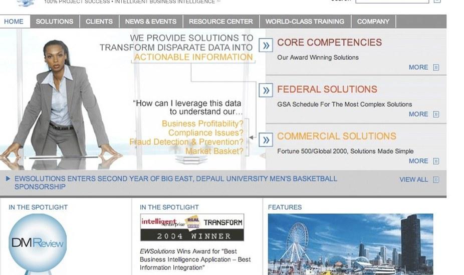 EWS Solutions, Inc.