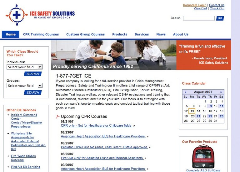 ICE Safety Solutions