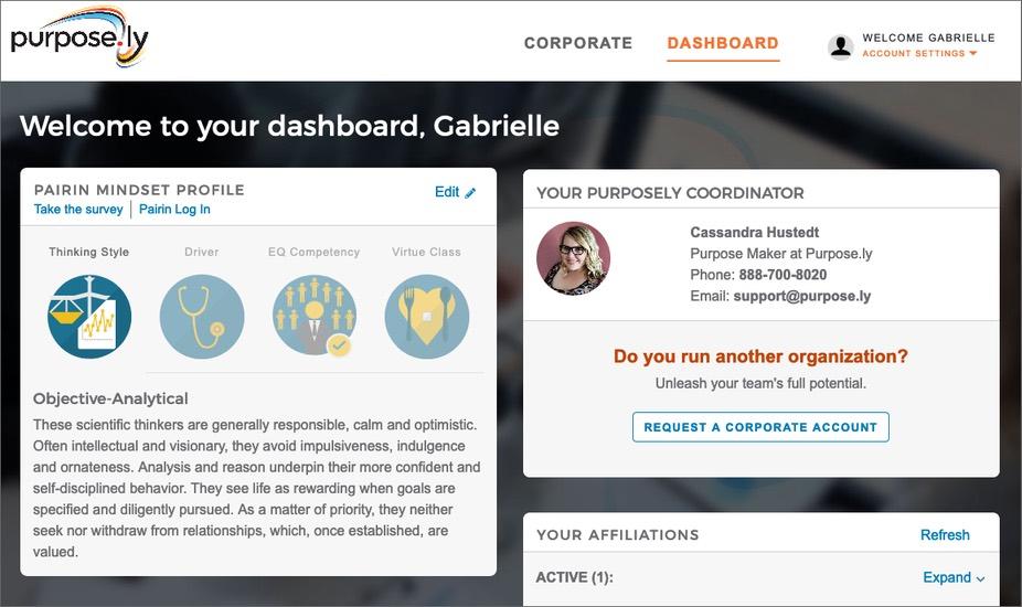High Performance Web App for Talent Optimization