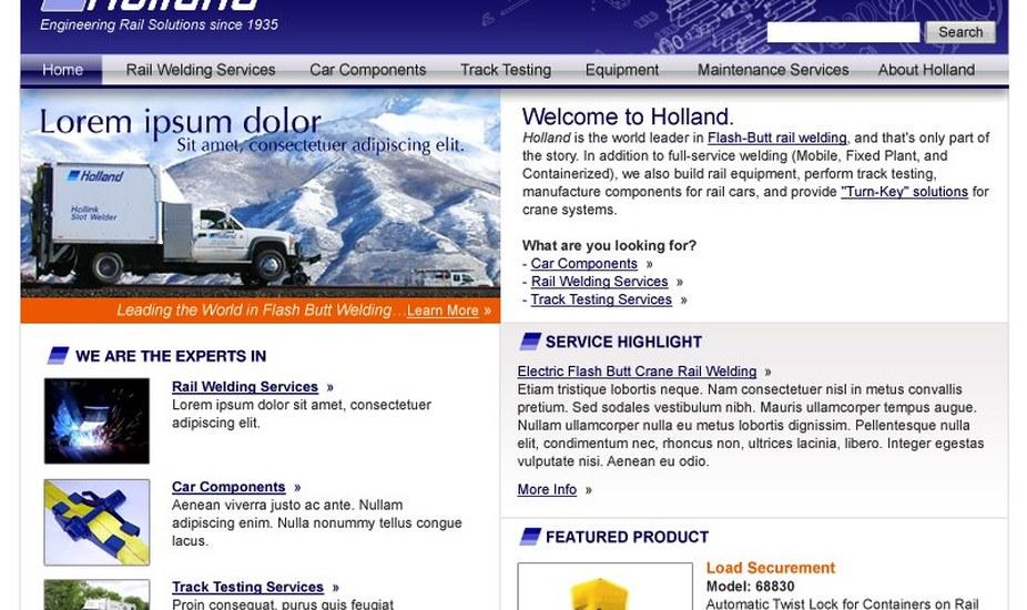 Holland Company
