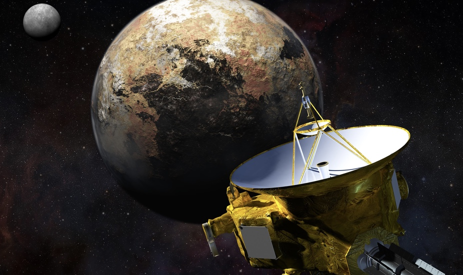 Portal for NASA's New Horizons Scientists